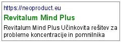 Revitalum Mind Plus